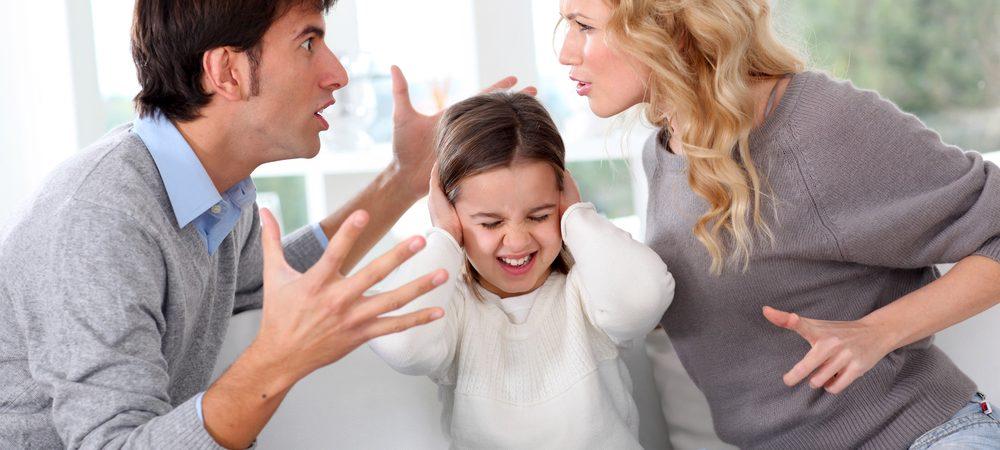 Kinderen de dupe van echtscheiding